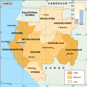 Gabon economic map. EPS Illustrator Map | Vector World Maps on bismarck archipelago on map, eastern africa on map, burkina faso on map, saint vincent and the grenadines on map, uganda on map, kingdom of bahrain on map, republic of georgia on map, botswana on map, northern rhodesia on map, mauritius on map, benelux on map, brazilia on map, people's republic of china on map, british somaliland on map, gambia on map, tasmania australia on map, west indies islands on map, german southwest africa on map, sudan on map, lesotho on map,